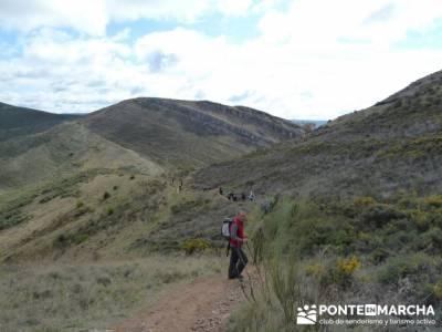 Senda Genaro - GR300 - Embalse de El Atazar - Patones de Abajo _ El Atazar; senderos guipuzcoa